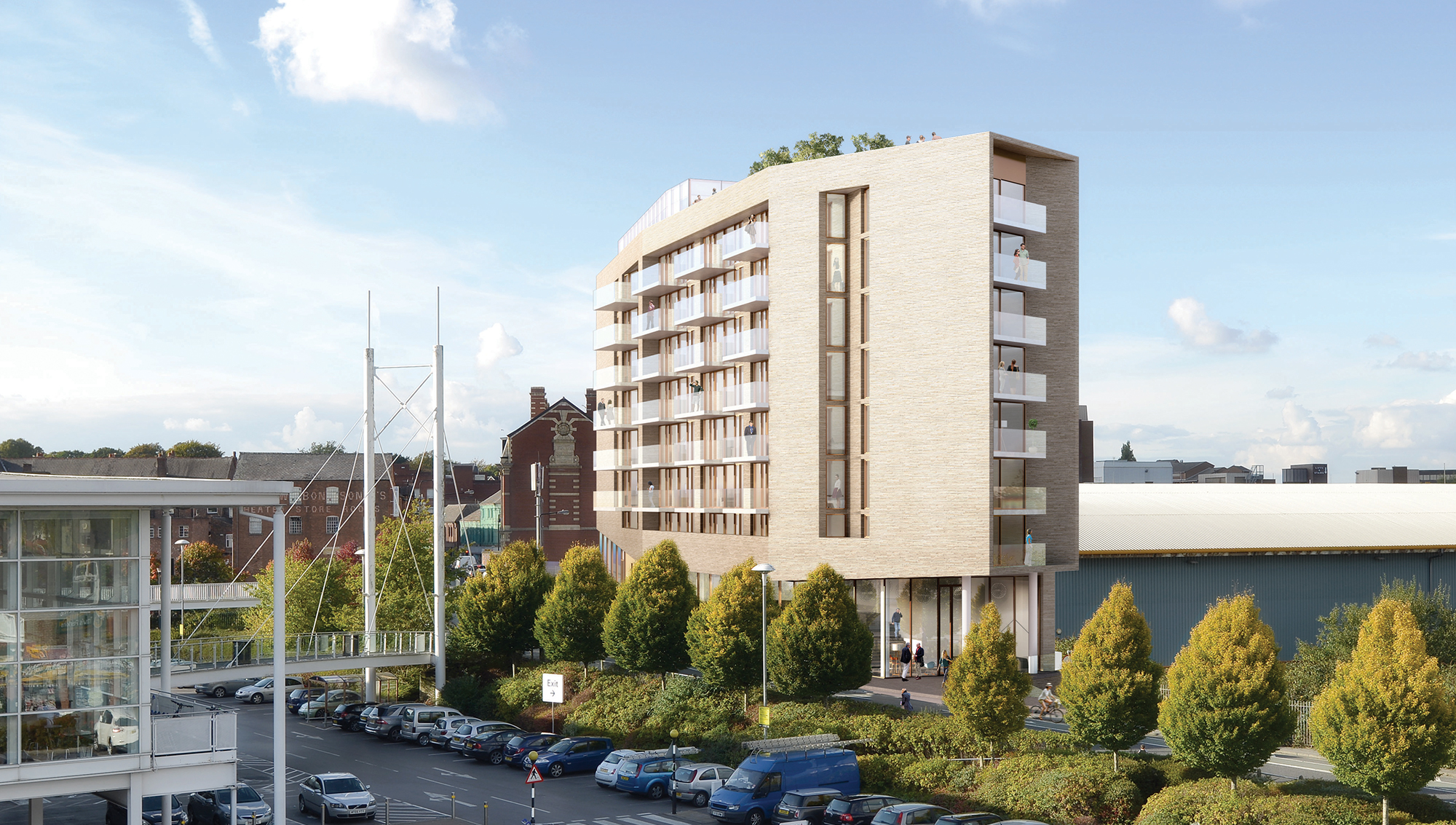 altrincham, altair, apartments, new homes in altrincham, apartments in altrincham