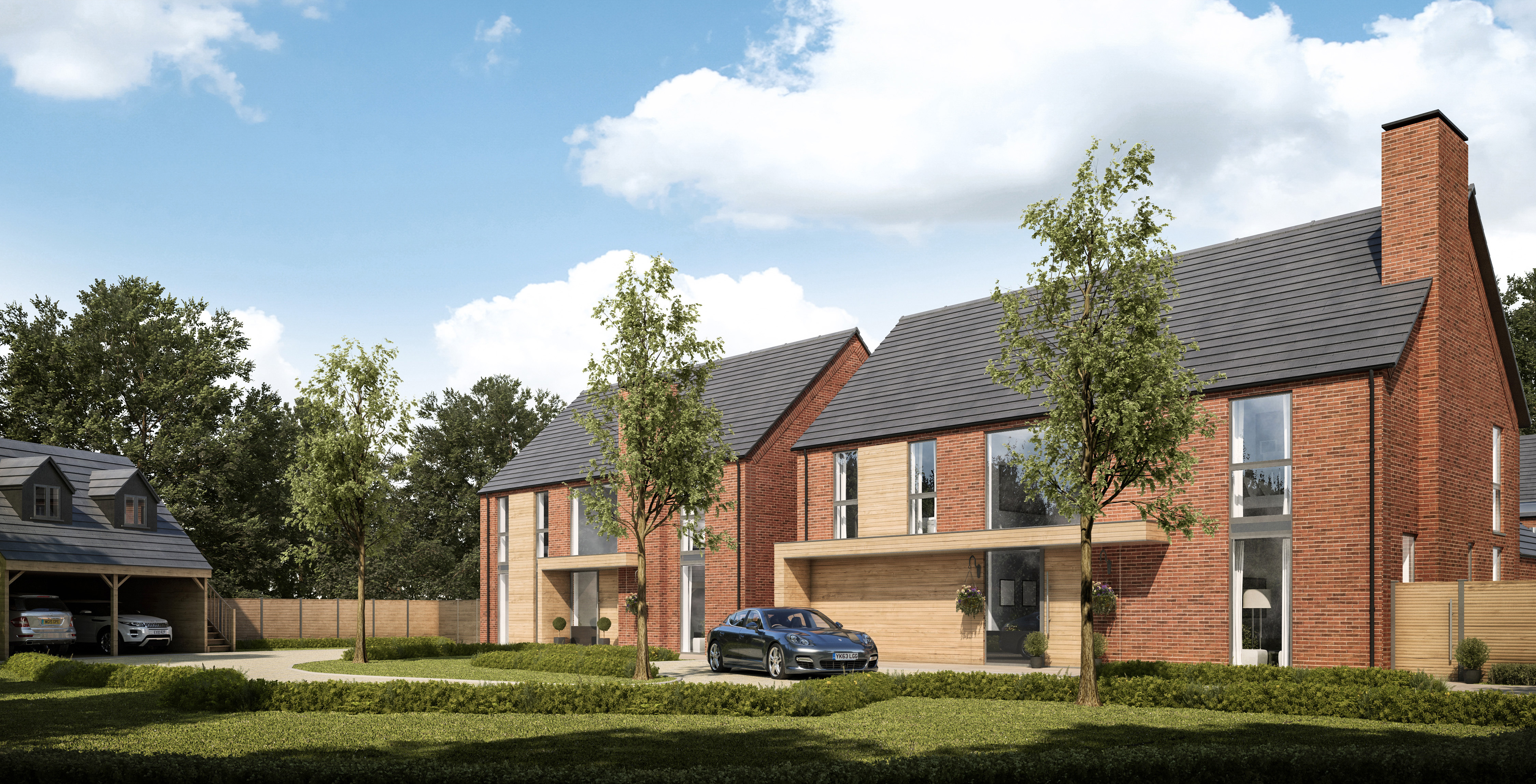 new homes in cheshire, goostrey, barn conversions, hillcrest homes