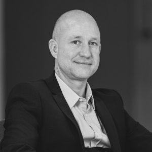 James Payne, Managing Director, Hillcrest, King's