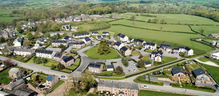 new homes, ribble valley, hurst green, hillcrest homes
